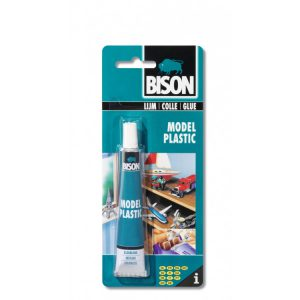 Bison tube modelbouwlijm-plastic 25ML