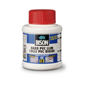 Bison hard PVC lijm 250ML