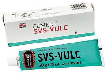 Ream Tip Top SVS-VULC 50 gram / 70 ml