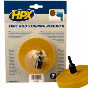 HPX Tape and Striping remover