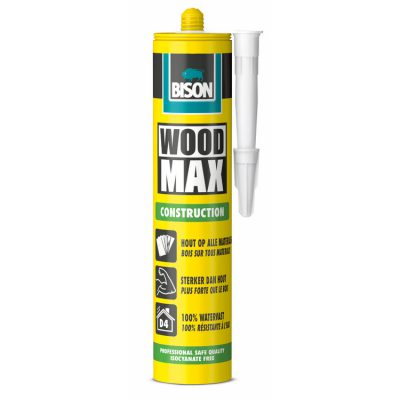 Bison wood max construction koker 380 gram