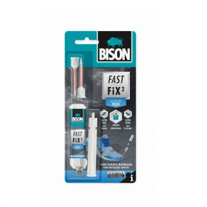 Bison Fast Fix² flex tweecomponentenlijm