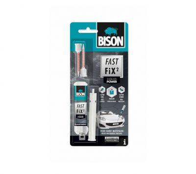 Bison Fast Fix² power tweecomponentenlijm
