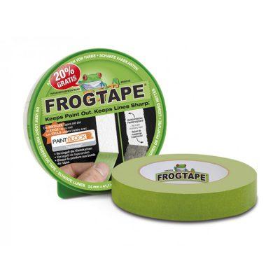 Frogtape groen 24mm 50 meter