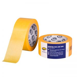 HPX schilderstape 4400 gold 50mm FP5050