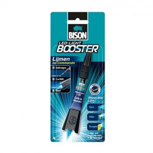 Bison LED Light Booster reparatielijm 3 gram
