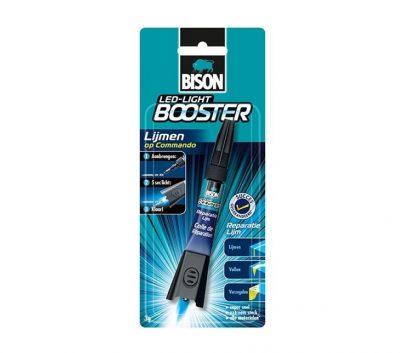 Bison LED Light Booster reparatielijm 3 gram