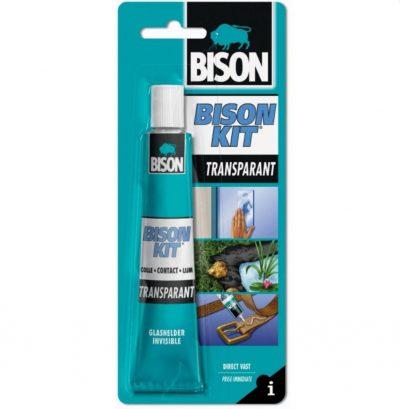 Bison Kit contactlijm transparant 50 ML