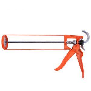 Kitpistool HKS12 Zwaluw Den Braven oranje