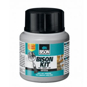 Bison Kit contactlijm met kwast 125 ML