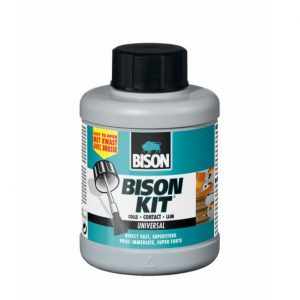 Bison Kit contactlijm met kwast 400 ML