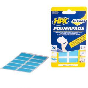 HPX Powerpads 20x40mm 10-stuks
